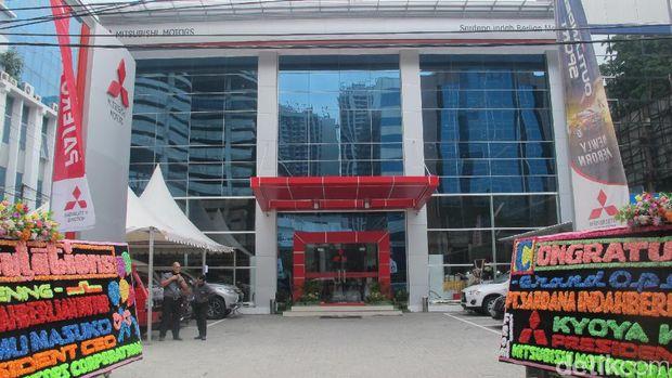Bersiap Sambut Mobil MPV, Mitsubishi Resmikan Diler Mobil ke-89