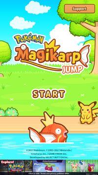 Magikarp Jump: Sepele, Tapi Menarik