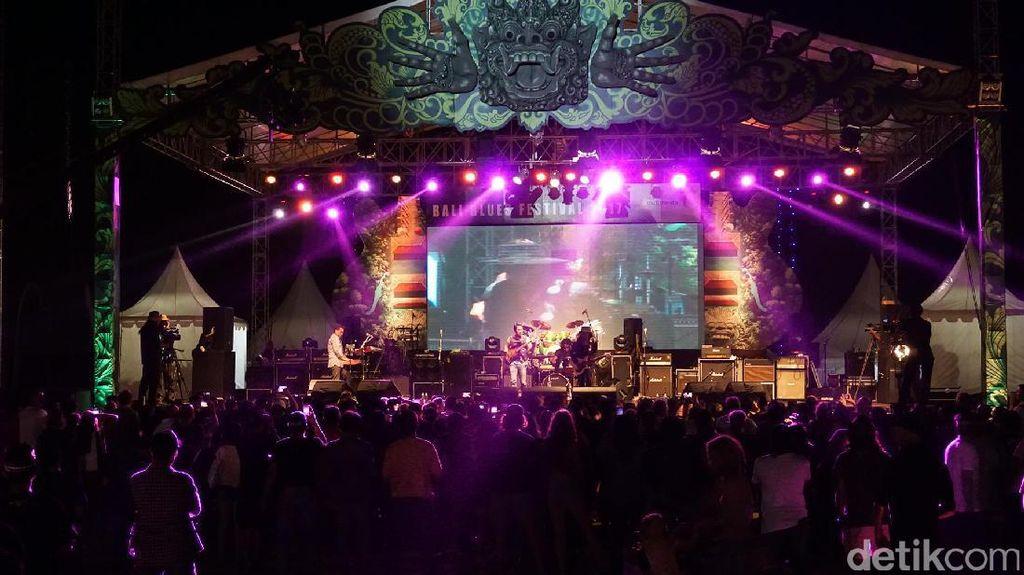 Kata Turis Soal Bali Blues Festival 2017: Bagus Banget!