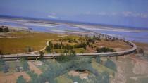 India Membuka Jembatan Terpanjang di Perbatasan China