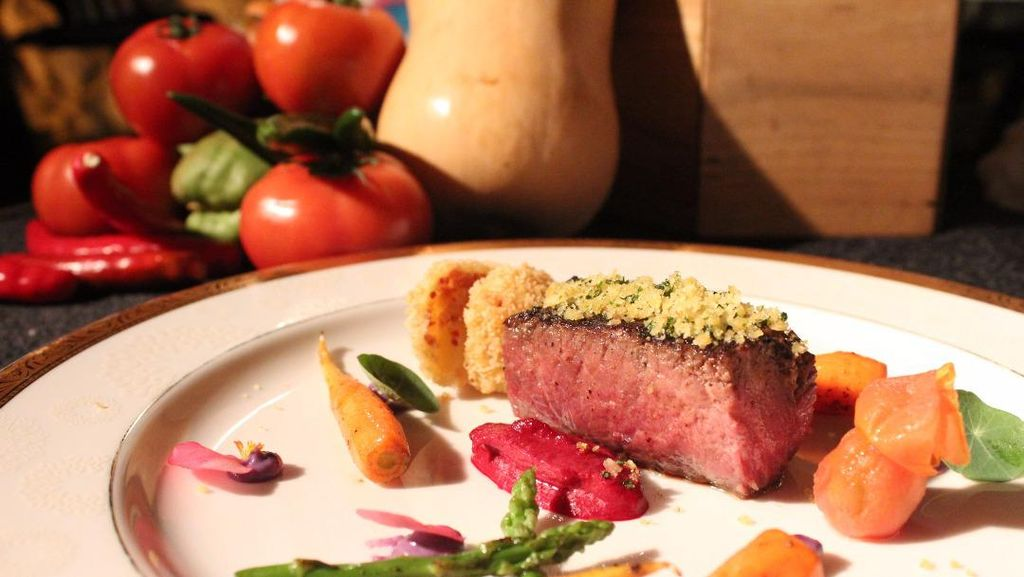 The Restaurant Hadirkan 100 Sajian Tradisional dan Mancanegara untuk Berbuka Puasa