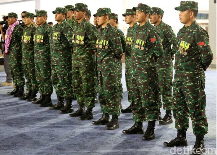 Ilustrasi TNI (Foto: Pool/TNI AD)
