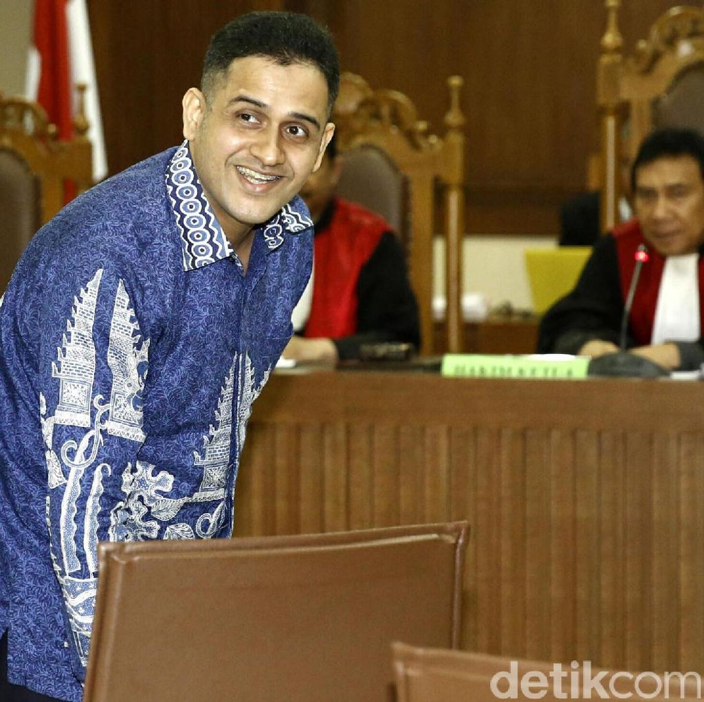KPK soal Kesaksian Nazaruddin: Harus Dicek dengan Bukti Lain