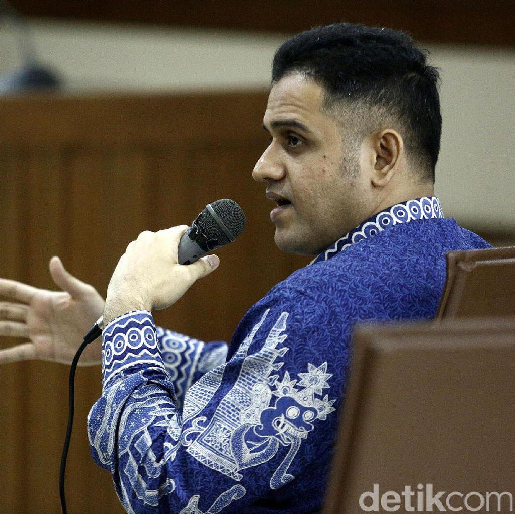 Hakim ke Nazaruddin: Giliran Novanto Terdakwa, Anda Pura-pura Lupa