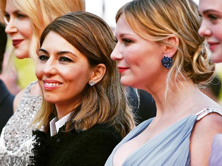 Sofia Coppola Raih Sutradara Terbaik di Festival Film Cannes