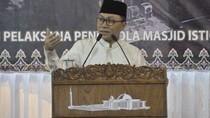 Ceramah Ramadan, Ketua MPR: Umat Harus Unggul di Bidang Iptek
