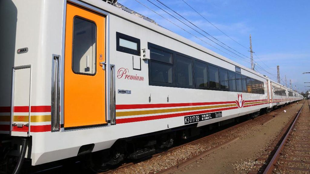 Kerennya Kereta Ekonomi Premium untuk Mudik Lebaran