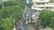 Pos Jaga Perlintasan KA Wonokromo Dipindah, Ini Kata Dishub