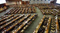 Paripurna RAPBN 2018 Tak Dihadiri 327 Anggota DPR