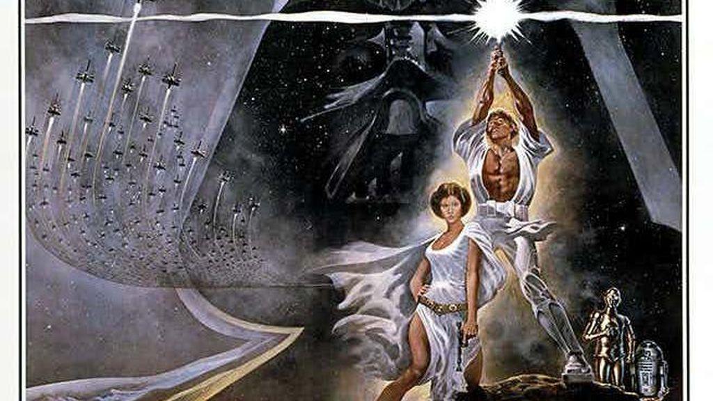 Ketika Star Wars Genap Berusia 40 Tahun