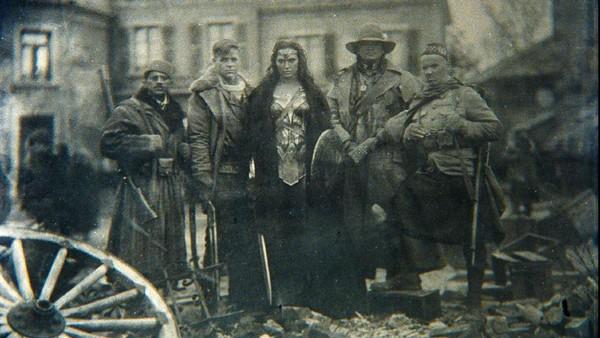 Alasan Perang Dunia I Dipilih Jadi Latar Cerita Film Wonder Woman