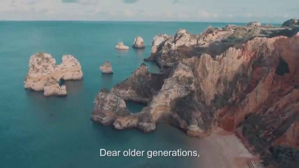 Viral! Video Traveler Milenial untuk Generasi Tua