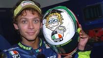 Rossi dan Helm-helm Kerennya di Mugello