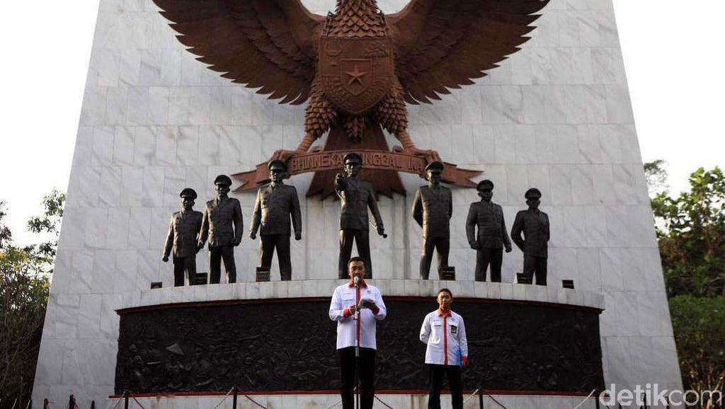 Hari Kesaktian Pancasila Puncaki Trending Topic Indonesia