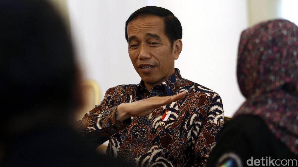 Jokowi Ultah: #Happy56thJokowi Berkumandang