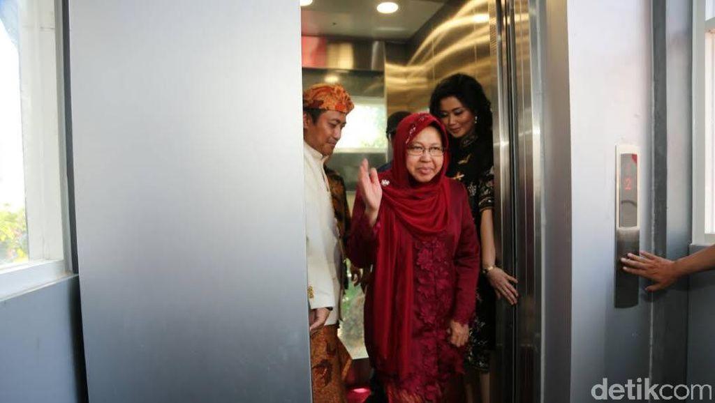Risma yang Menolak Namun Tetap Digadang Jadi Cagub Jawa Timur