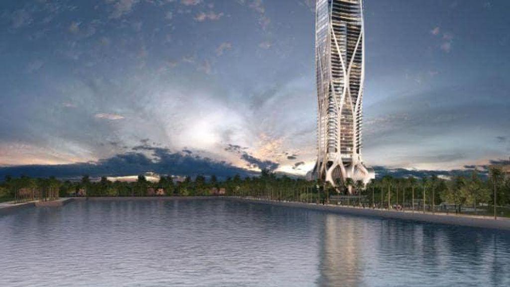 Ini Karya Arsitek Wanita Zaha Hadid yang Bikin Terpana