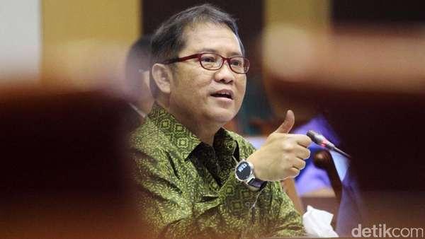 Di DPR, Pemerintah Beberkan Alasan Terbitkan Perppu Ormas
