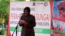 Risma akan Revitalisasi Lahan Eks Pabrik Karung di Ngagel