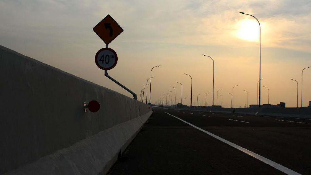 Jokowi Resmikan Tol Becakayu Besok