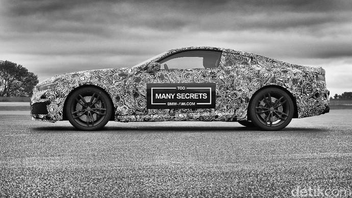 Versi Ngebut BMW Seri 8