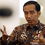 Jokowi: 40 Tahun RI Cuma Bangun Tol 780 Km, China Sudah 280.000 Km