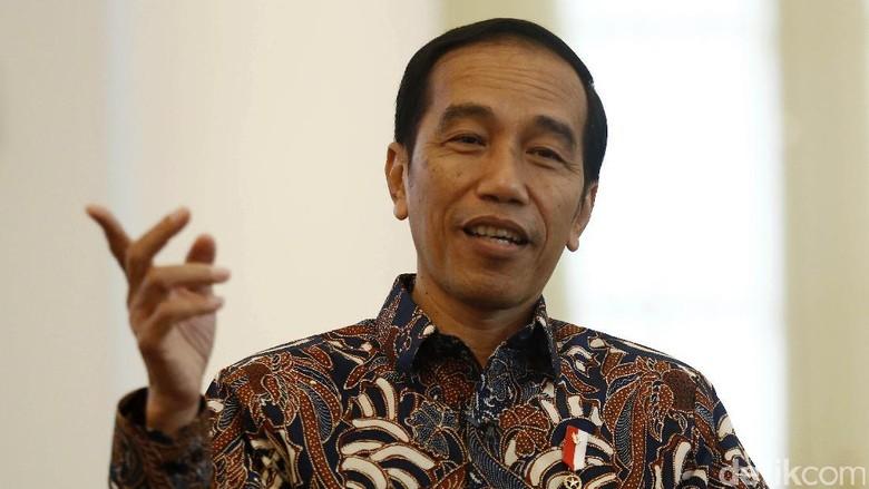 Ada Pemda yang Perizinannya Masih Lama, Jokowi: Kuno