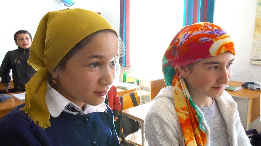 Kehangatan Muslim Dagestan di Rusia