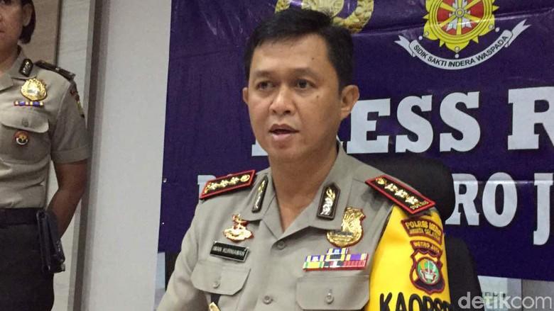 Polisi: Eks Dokter RSPAD Akui Aniaya Petugas Parkir