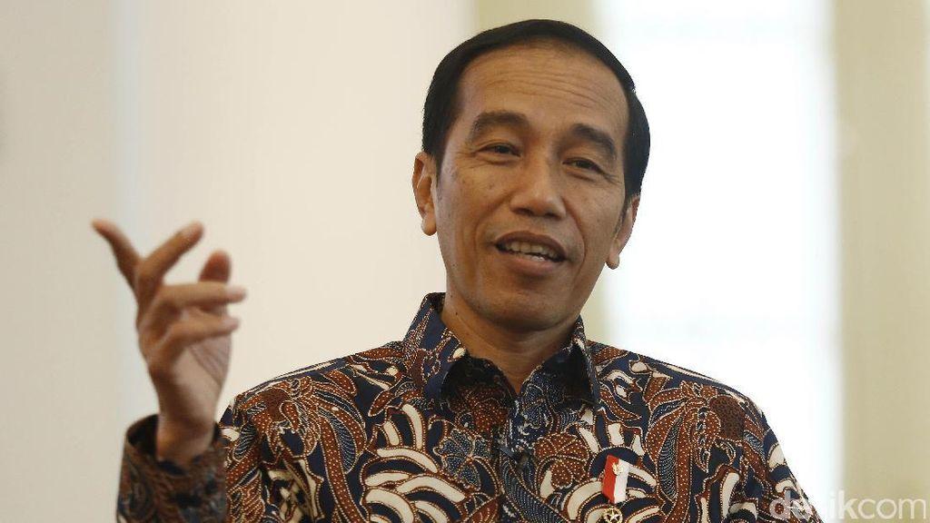 Jurus Jokowi Dongkrak Jumlah Pengusaha RI