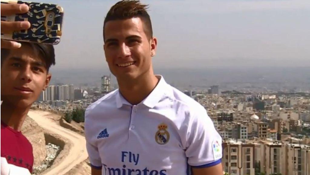 Selain Messi, Iran Juga Punya Ronaldo KW Super