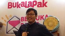 Pendiri Bukalapak Terima Penghargaan Wirausahawan Digital
