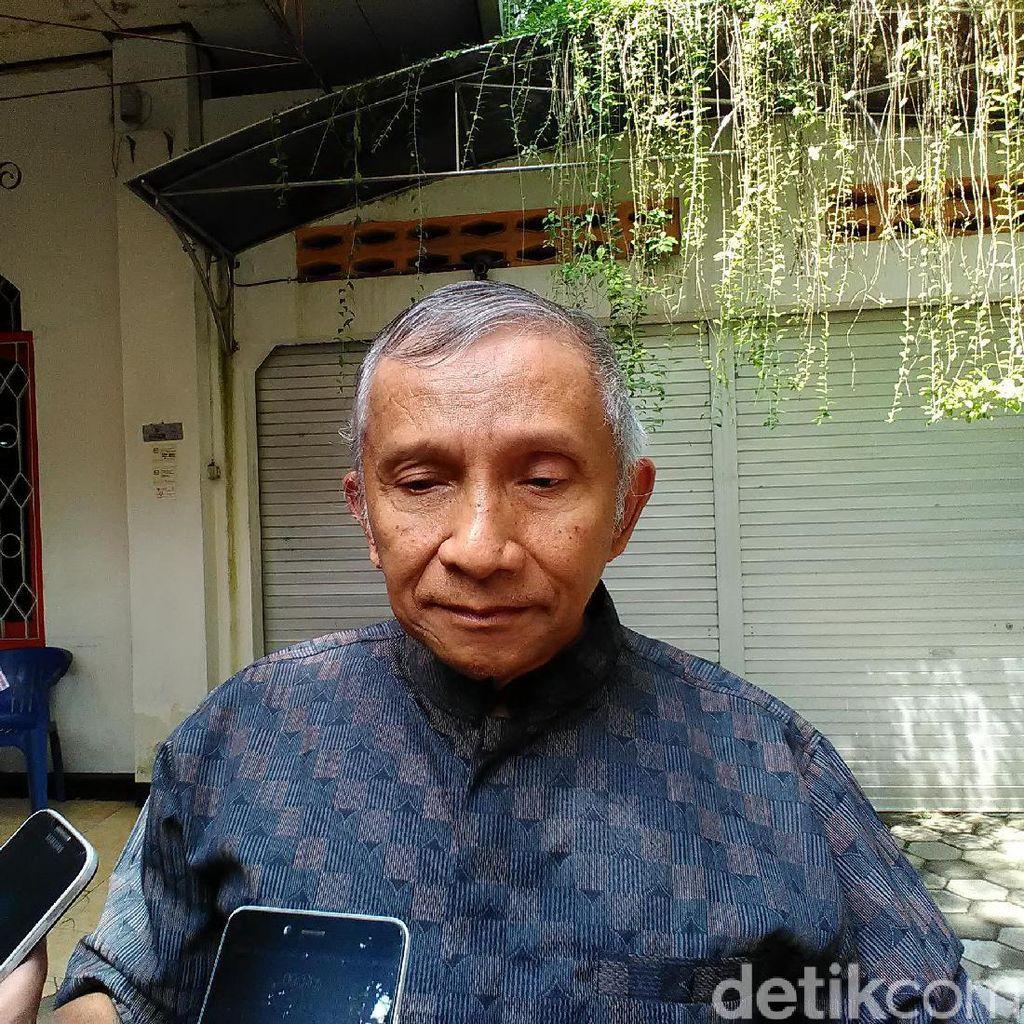 Amien: Pak Jokowi Anda Lurah Negeri Ini, Hati-hati di Kasus Habib Rizieq