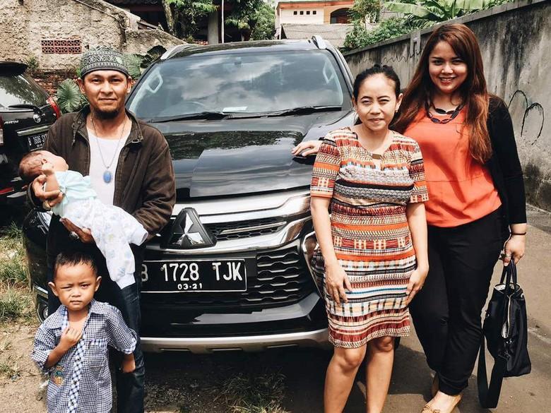 Mitsubishi Indonesia Temui Bayi Bernama Pajero Sport