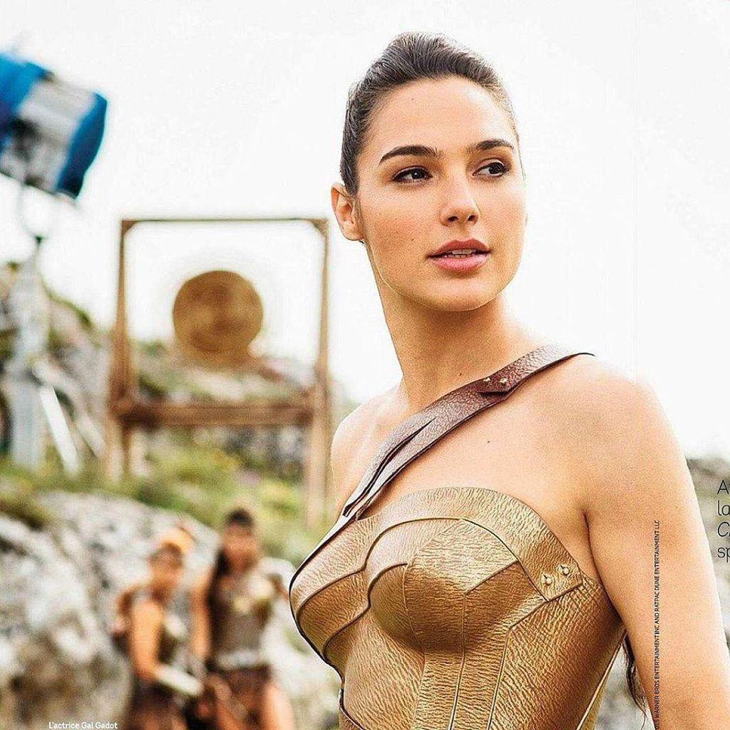 Ada Isu Pelecehan Seks, Gal Gadot Ancam Cabut dari Sekuel Wonder Woman