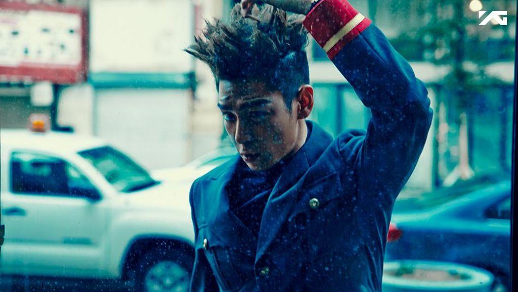 Pasca Skandal Ganja, T.O.P BIGBANG Siap Kembali Jalani Wajib Militer