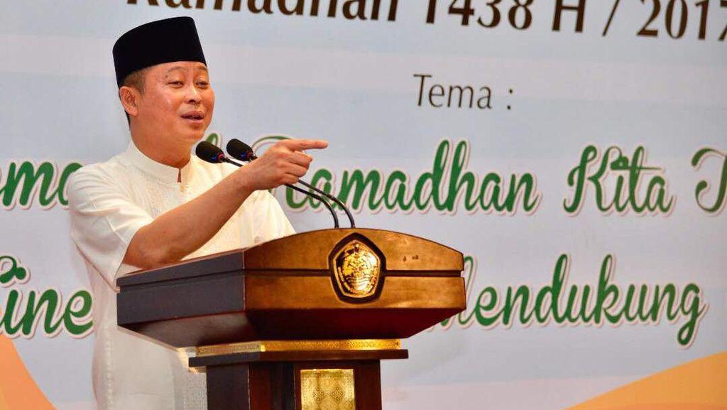 Jonan: Pasokan Listrik dan BBM Wilayah Bali Aman Saat Lebaran