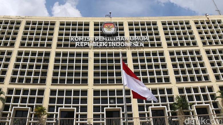 14 Parpol Lolos Administrasi di KPU Tangerang, 6 Parpol Perbaikan
