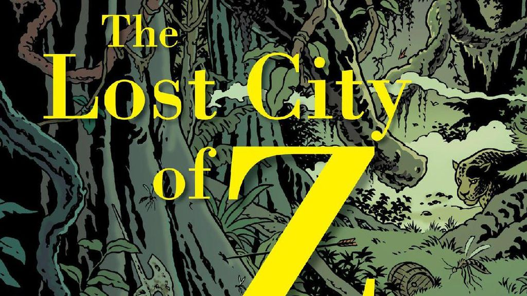 Buku The Lost City of Z Diterbitkan Ulang