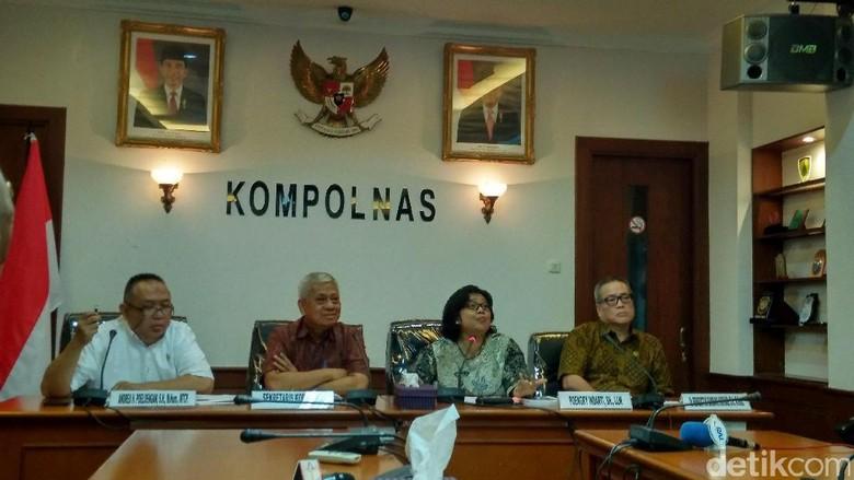 Kompolnas: Perlu UU Perbantuan untuk Pelibatan TNI Tangani Terorisme