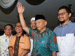 Manuver Amien Rais: Jagokan Prabowo, Remehkan Gatot