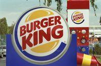 Burger King salah satu gerai burger tenama di Dunia.
