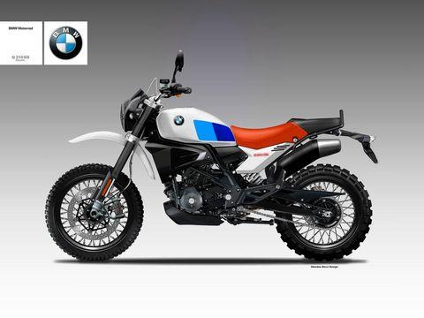 Motor 'Murah' BMW Jadi Cafe Racer, Scrambler dan Sport Fairing