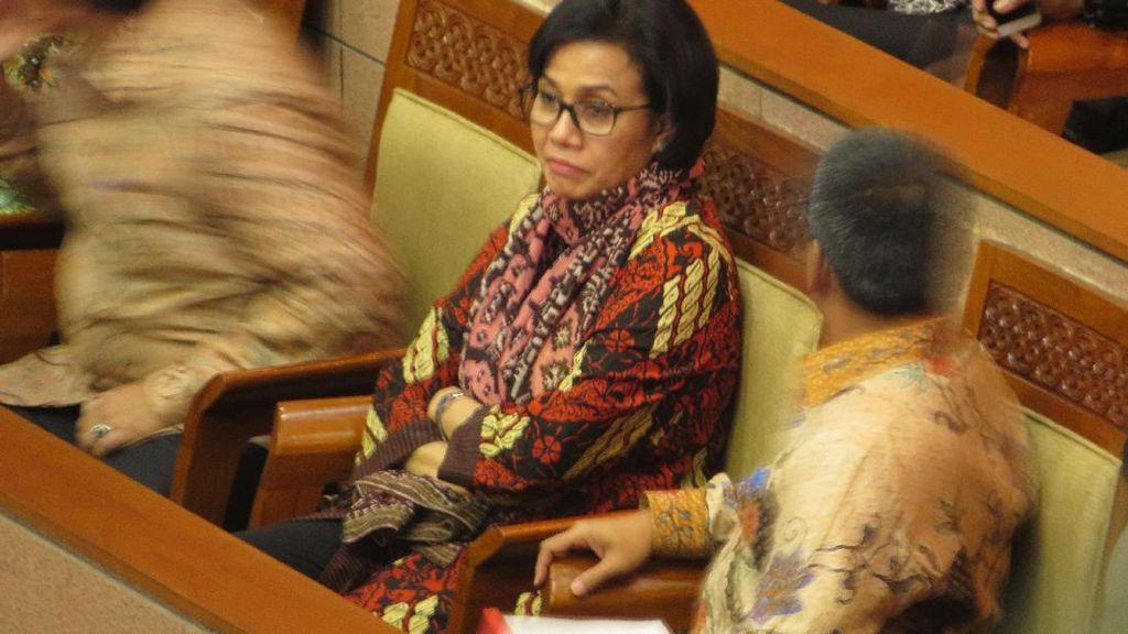 DPR Ajukan Anggaran Rp 7,2 Triliun, Sri Mulyani: Nanti Dibahas