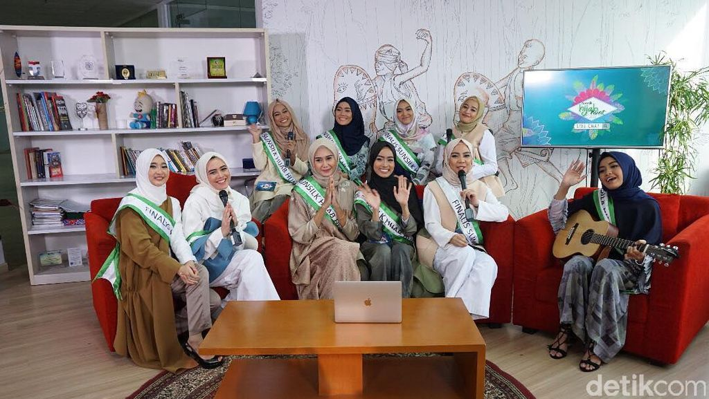 Saksikan Final Sunsilk Hijab Hunt 2017 Malam Ini di Trans7