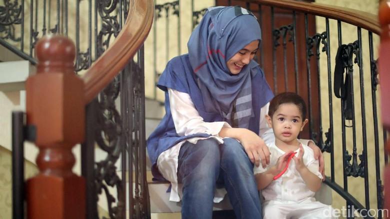 Tak Semua Orang Pandang PositifNiatan Hijrah Alyssa Soebandono