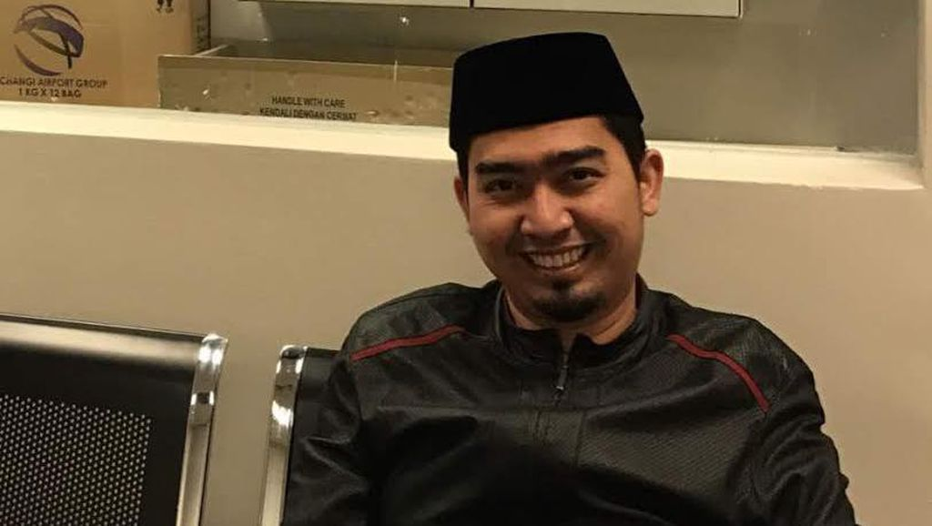 Ustaz Solmed Tak Merasa Diwawancara Saat Ditahan Imigrasi Singapura