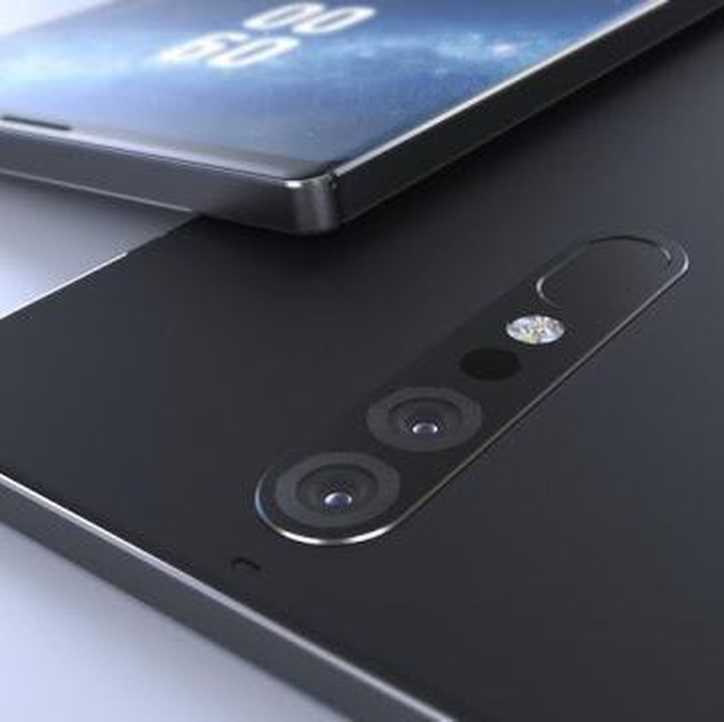 Kirim Undangan, HMD Mau Rilis Nokia 9?