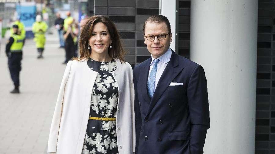 Battle Seksi WAGs di Final Liga Champions, Menawannya Putri Mahkota Denmark