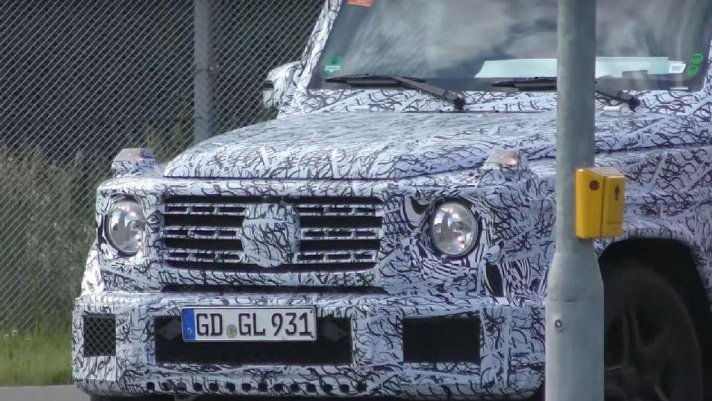 Ini Si Hulk dari Mercedes-Benz